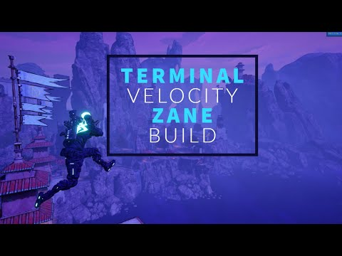 THE BEST MAYHEM 4 ZANE BUILD! CRAZY SPEED & DAMAGE! // Terminal Velocity Zane Build // Borderlands 3