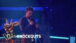 Knockout #TeamMontaner: Adalí Montero vs Braulio Assanelli - La Voz Argentina 2018