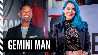 El Clon de Will Smith en GEMINI MAN - Entrevistas Proyecto Géminis