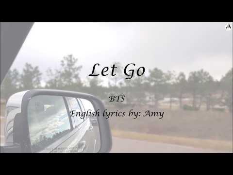 Let Go - English KARAOKE - BTS