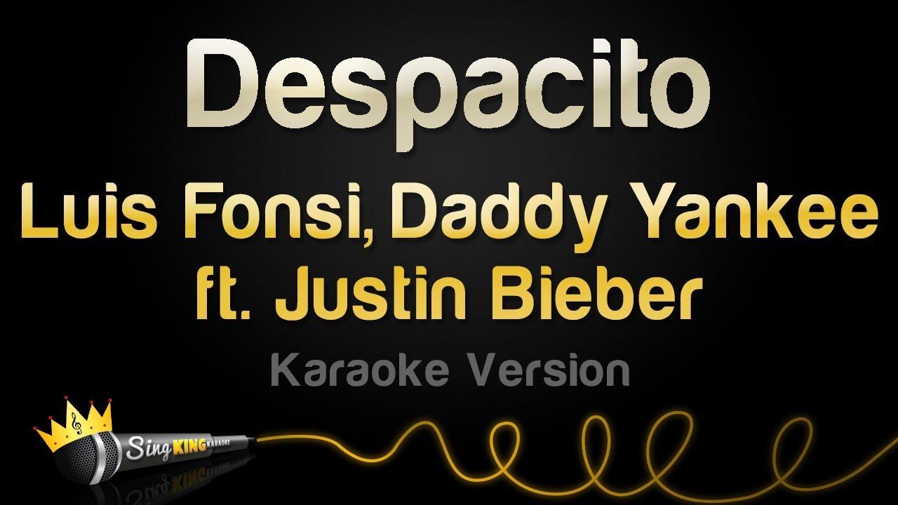 dan kasetnya di Toko Terdekat Maupun di  iTunes atau Amazon secara legal download lagu mp3 Download Mp3 Despacito No Vocal