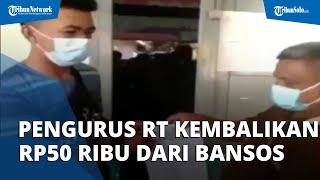 Dana BST di Depok Tak Jadi Dipotong Rp50.000 untuk Perbaikan Ambulans, Dikembalikan ke Warga