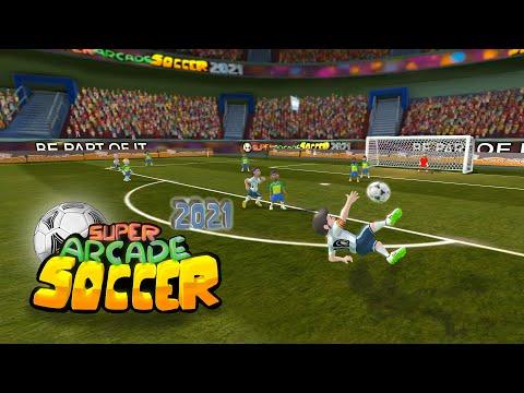 Super Arcade Soccer 2021 : Official Trailer