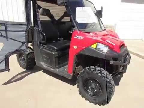 2015 Polaris Ranger XP® 900 EPS in Wichita Falls, Texas - Video 1