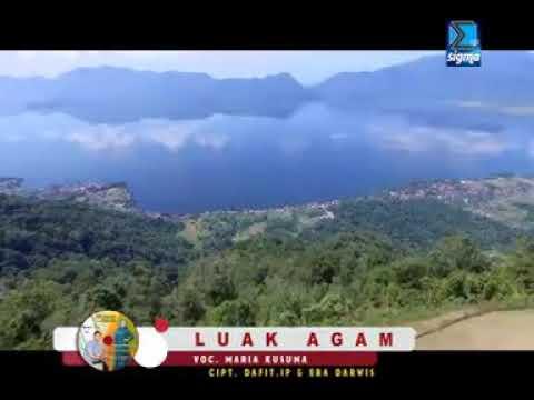 """""""Luhak Agam"""" Lagu wajib untuk Festival Lagu di Kantor Wali Nagari Persiapan Surabayo Lubuk Basung."""
