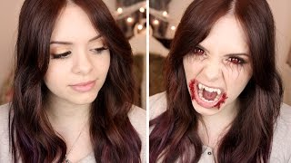 Вампиры, The Vampire Diaries: Elena Gilbert Makeup Tutorial • #SPOOKTOBER