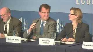 Bertrand Badre: Financing Development and the Role of Infrastructure
