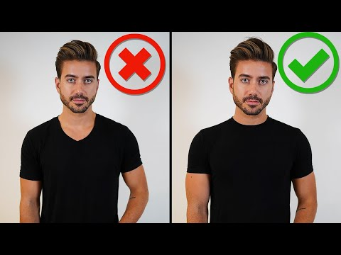 7 Shirts Types Men Should NEVER Wear   Men's Style   Alex Costa