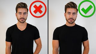 7 Shirts Types Men Should NEVER Wear | Mens Style | Alex Costa