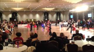 Nir & Emily [Crystal Leaf 2013 junior prechamp final RUMBA]