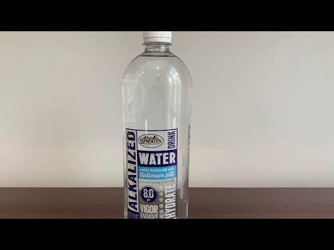 Download Alkaline Water Test Ph Water Test 25 Brands Of Water Video
