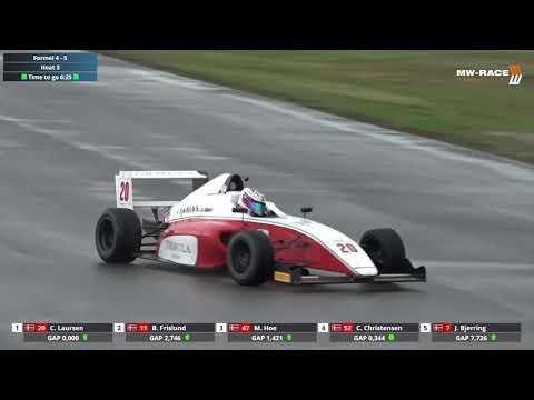Padborg Park Light Race Formel 4 5 Heat 3