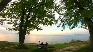 The Great Lake Erie (FPV Cinematic Edit)4K