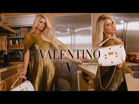 BTS at Paris Hilton's Valentino x Vogue Shoot