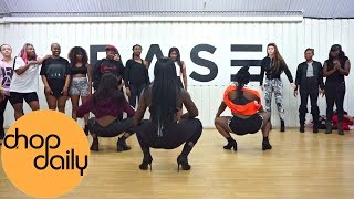 Nonso Amadi   Emergency (Afro In Heels Dance Video) | Patience J Choreography | Chop Daily