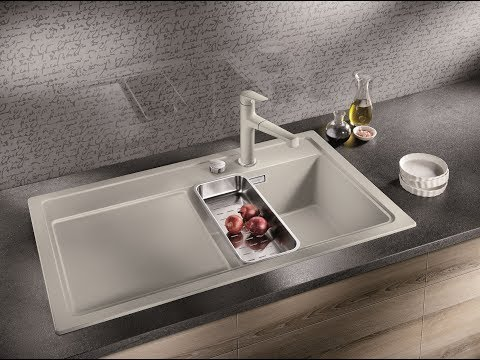 BLANCO SILGRANIT sink demonstration