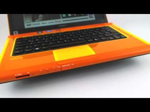 Sony Vaio VPC-CA Series HD Video-Preview