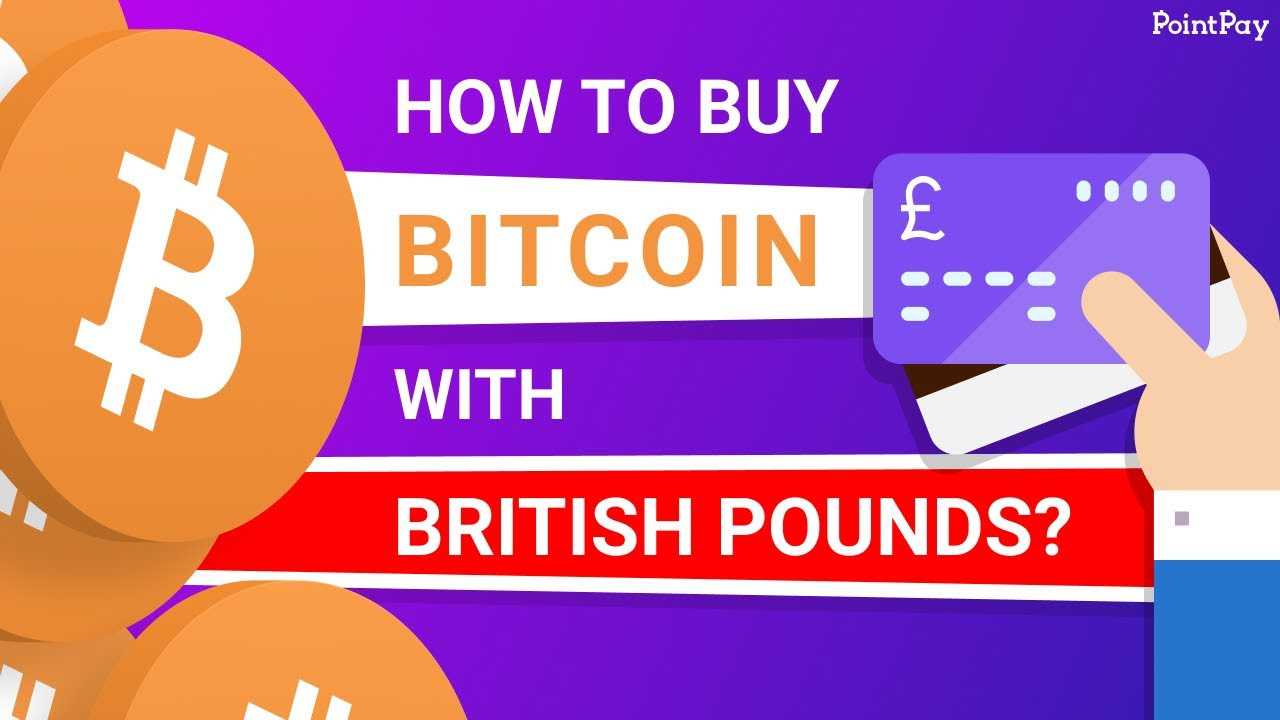 How to buy Bitcoin with BRITISH POUNDS using your debit/credit card?