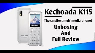 kechaoda k115 features - Free Online Videos Best Movies TV