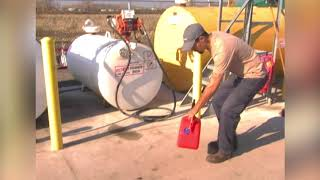 SafetyWatch: Fuel Container Filling Tips