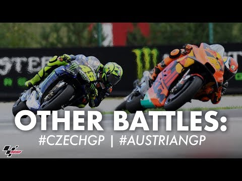 The other battles you missed! | 2019 #CzechGP #AustrianGP