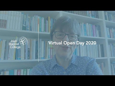 IBC Video: Virtual Open Day // Sarah Dalrymple - Tutor