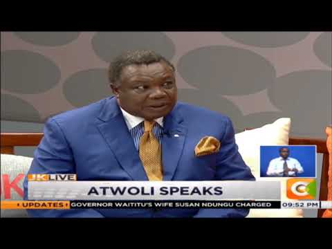 Mary Kilobi: She's my wife, Atwoli clears air over relationship  Mary Kilobi