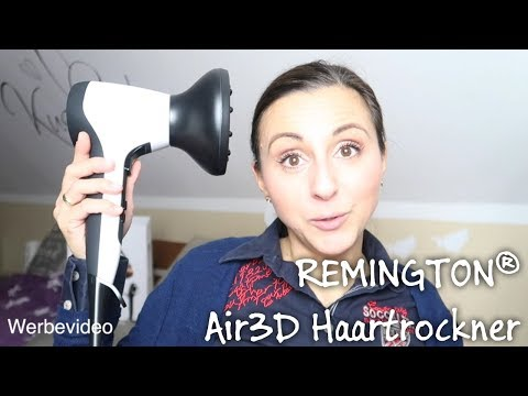 Remington D7779 Air3D Haartrockner    Sofiasmommyblog