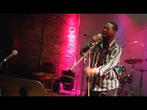 Antonio Vaulx @ Mercy St. Cafe