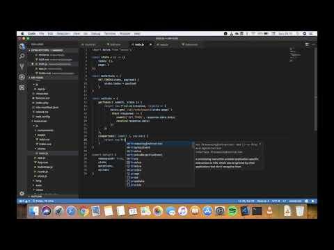 Membuat Aplikasi Todo Laravel 5.8 & Vue.js #4: Input Data