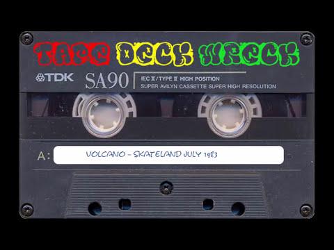 Volcano Hi Power– Skateland Half Way Tree Road Kingston 5 July 1983