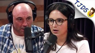 NYTimes Journo Melts Down On Joe Rogan's Show