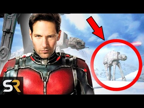 10 Movies That Used The Same Exact Sound Effects As Other Movies