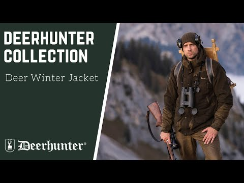 Куртка Deerhunter Deer Winter Video #1