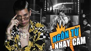 Tiết mục của Andree ở chung kết Rap Việt có ca từ không phù hợp với chương trình truyền hình