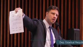 Deputado cobra posicionamento da base do Governo contra a corrupção que toma conta da política no Pa