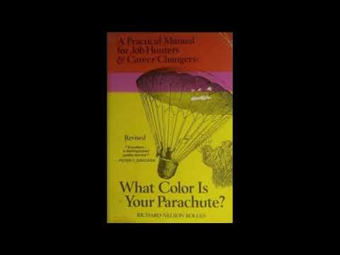 What color is your parachute(full audiobooks). For those who are seeking the jobs.