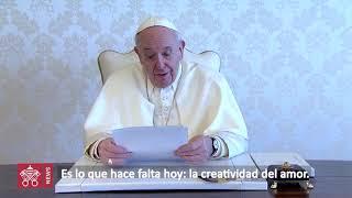 Video Mensaje del Papa para la Semana Santa   2020 04 04 (4:57)