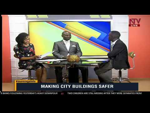 How can buildings be made safe during the rainy season