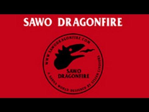 SAWO Dragonfire - Suunnittelija Stefan Lindforsin saunamallisto