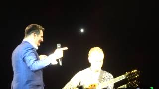Spandau Ballet - Empty Spaces - 13/5/15 Brisbane HD