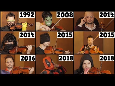 Evolution Of Marvel Music - EXTENDED EDITION | 1992-2018 (Stan Lee Tribute)