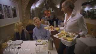 preview picture of video 'Rome, Italy: A Restaurant Respite'