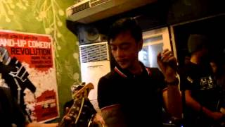 Glass Is Broken - Chicosci (Live @ Tomato Kick, Katipunan)