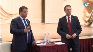 Андрей Никитин и работники сферы культуры обсудили поддержку популярных проектов и ремонт учреждений