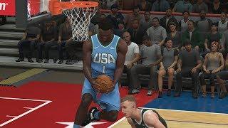 NBA 2K20 My Career EP 47 - Rising Stars Challenge!