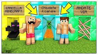 IMPOSSIBILE NON ODIARE MINECRAFT DOPO QUESTA SFIDA! - Minecraft ITA