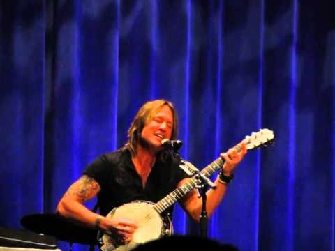 "Keith Urban ""Somebody Like You"" at CRS 2015 Ryman Auditorium"