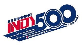 2017 Indy 500 Logo Callout
