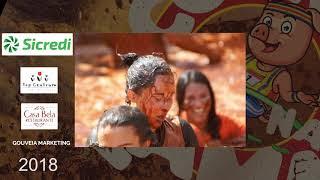 Escoteiros de Holambra na Corrida da Lama 2018
